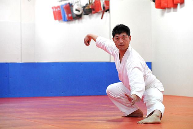 菊野推薦、ゆっくりとした太極拳...